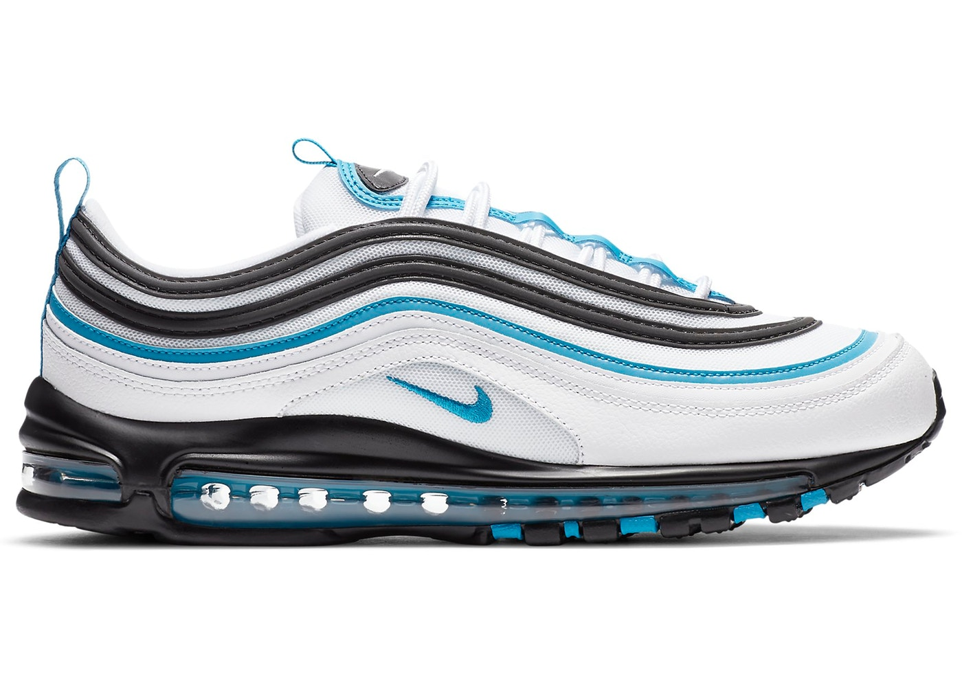 Nike Air Max 97 White Black Laser Blue Cz8682 100