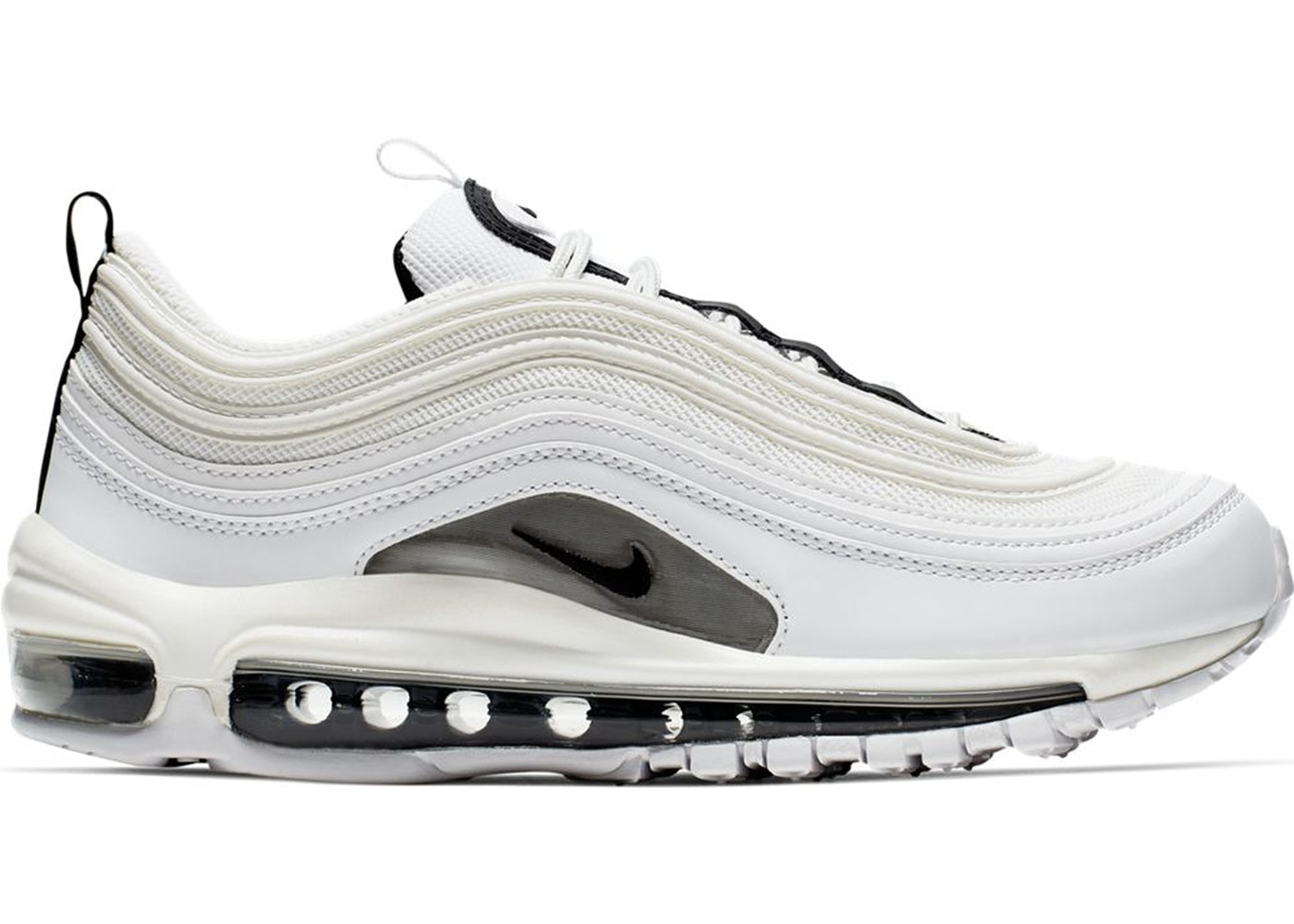 Air Max 97 White Black Silver (W)