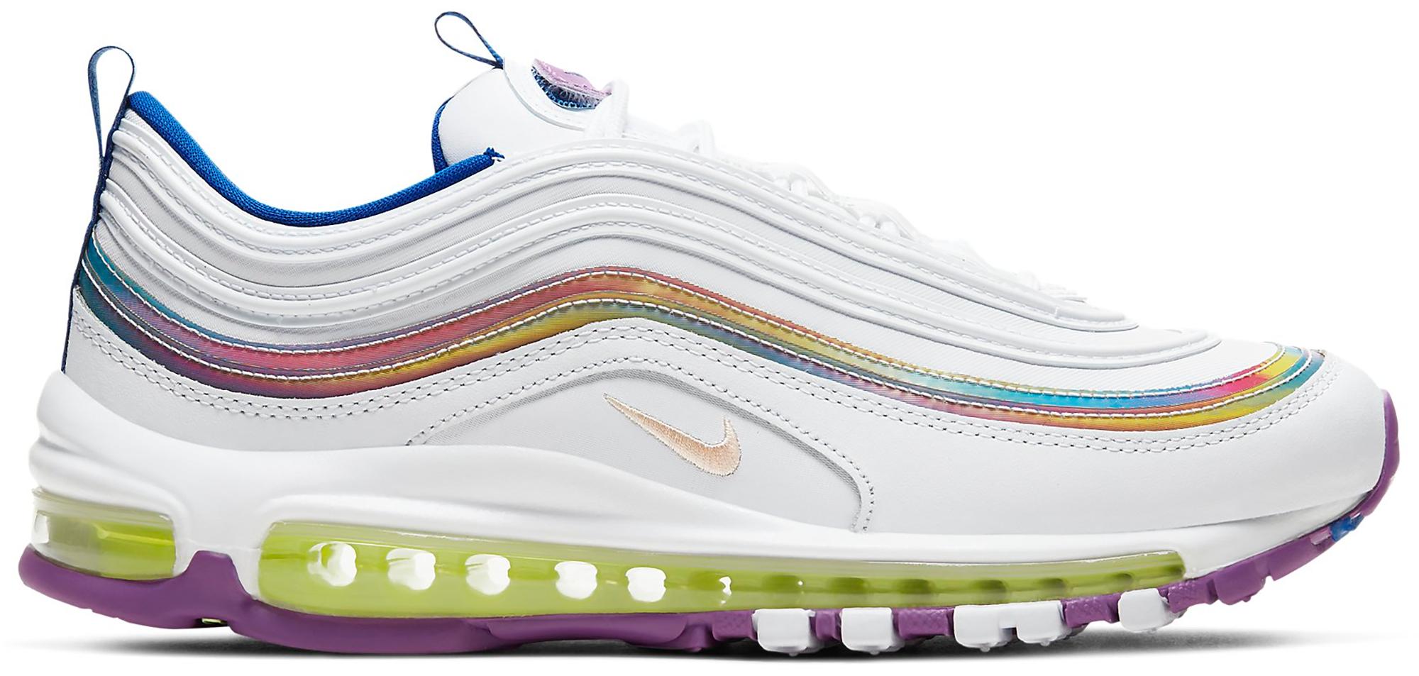 Nike Air Max 97 White Iridescent