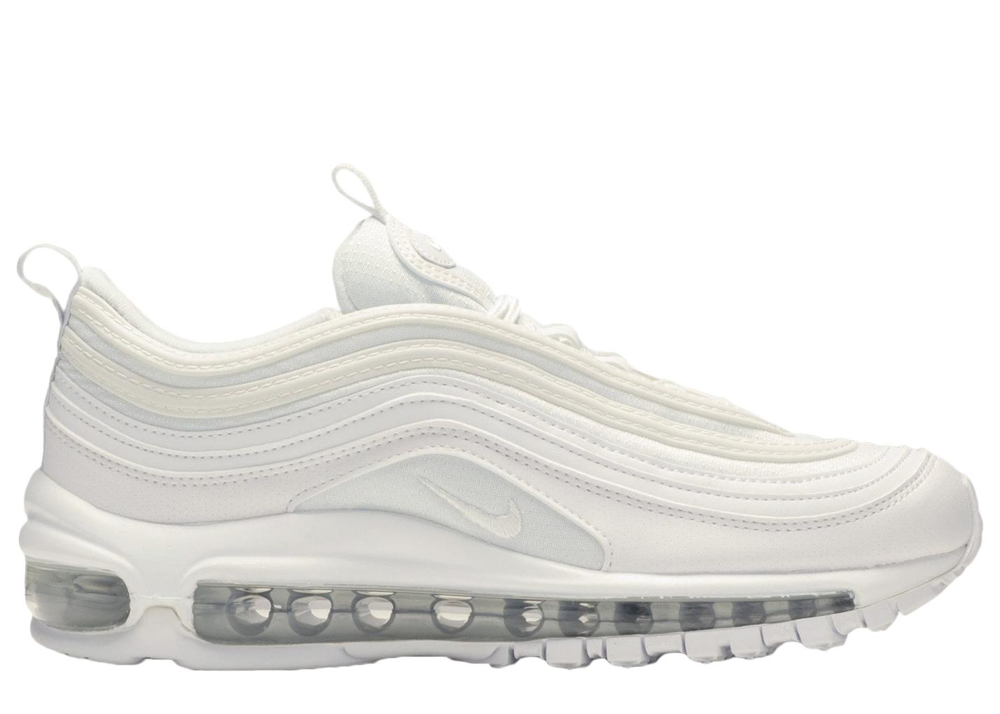 air max 97 gs bianco