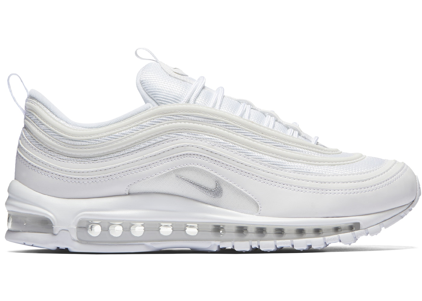 nike air max 97 white and black
