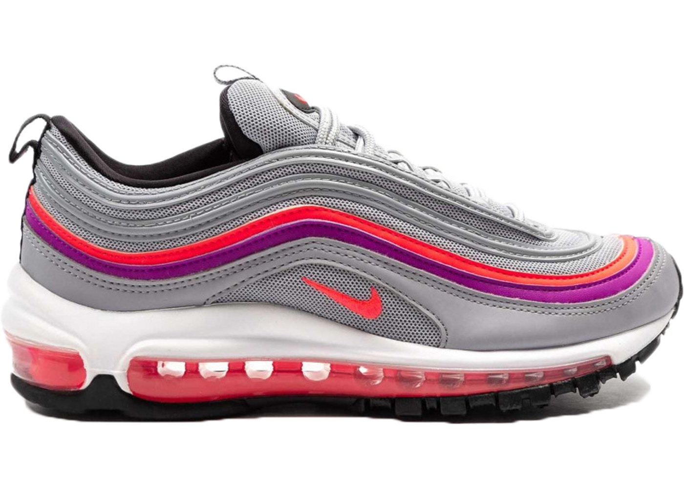info for 3d36c ce375 Sell. or Ask. Size  9.5W. View All Bids. Air Max 97 Wolf Grey Solar Red  Vivid Purple ...