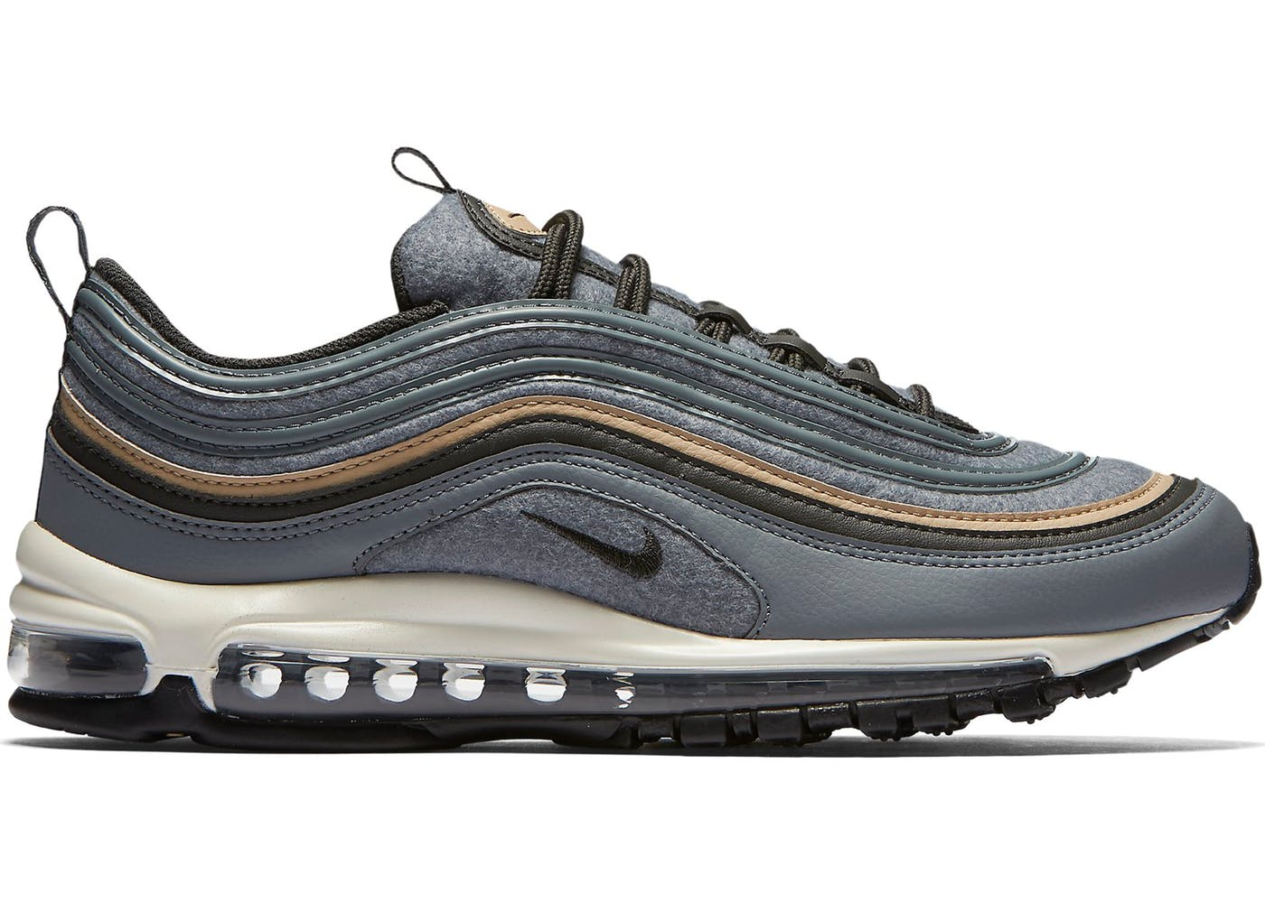 Air Max 97 Wool Cool Grey Mushroom