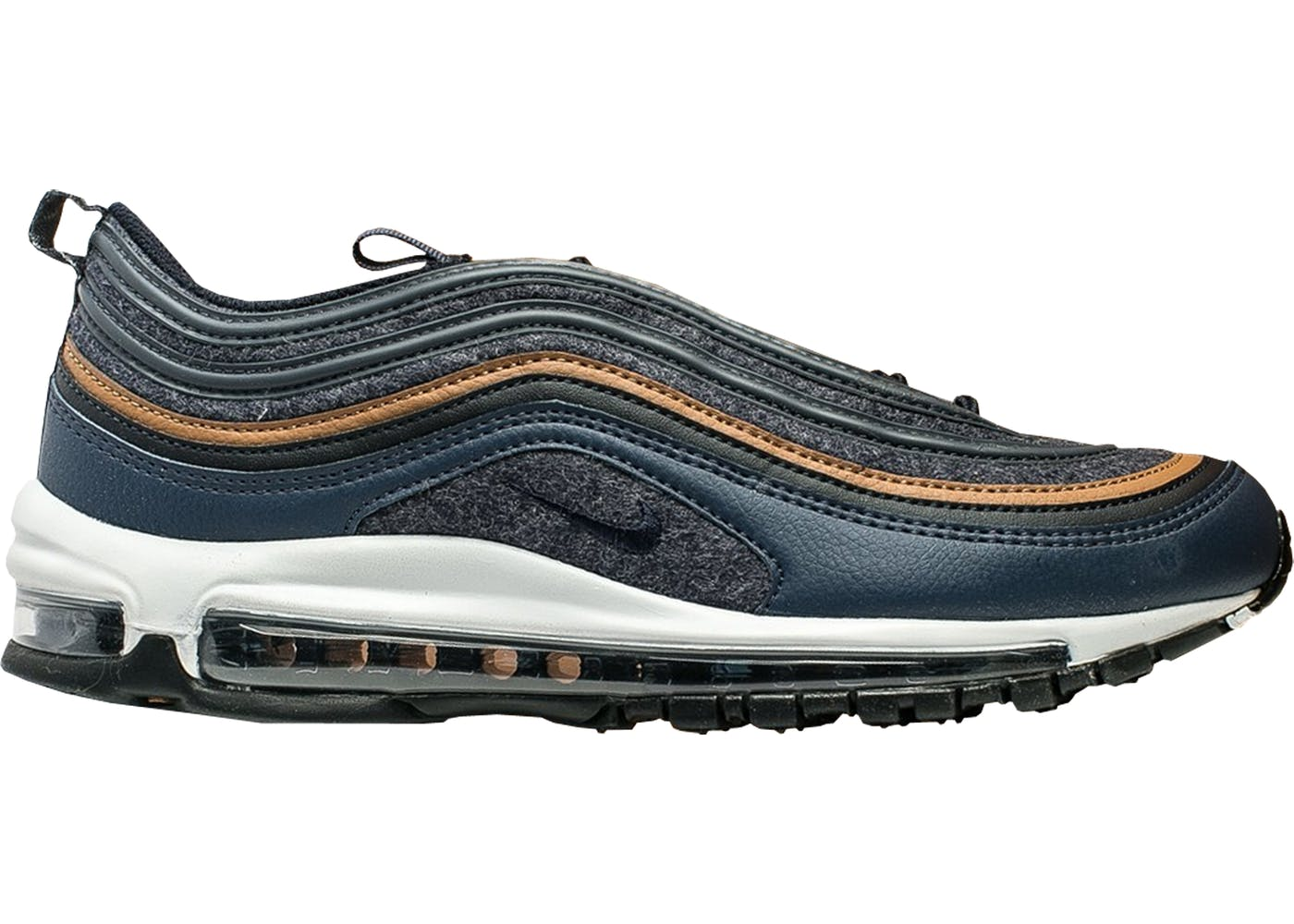 Air Max 97 Wool Thunder Blue