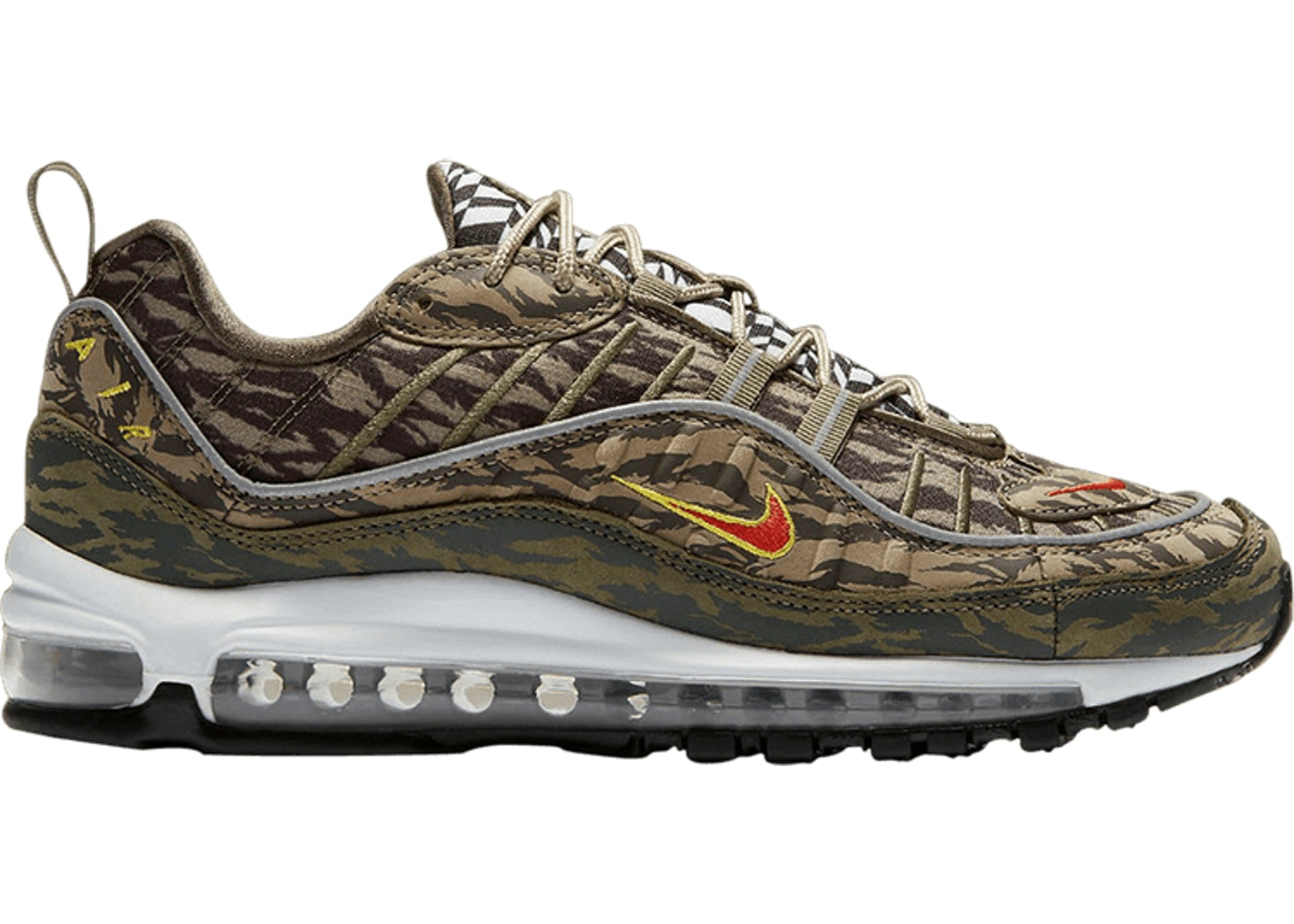 dfac3ce4f4 Sell. or Ask. Size: 8.5. View All Bids. Air Max 98 AOP Camo