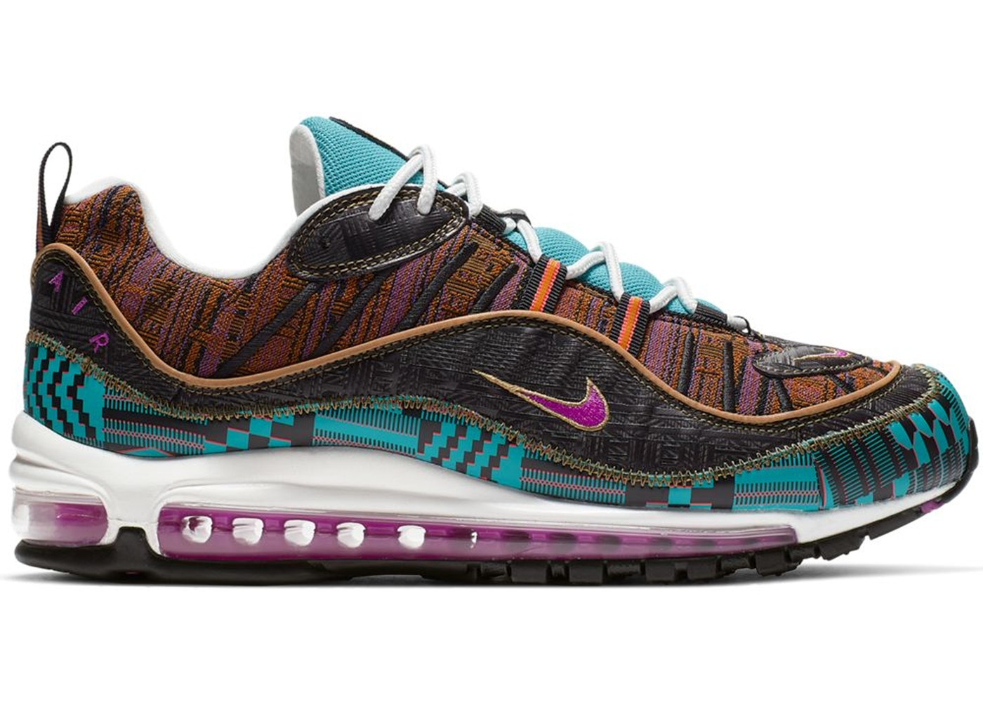best website 3a286 cb789 Air Max 98 BHM (2019)