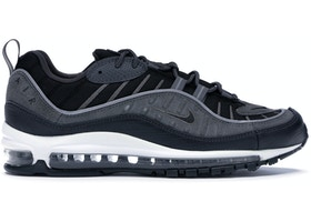 info for 9c546 59ddc Air Max 98 Black Anthracite