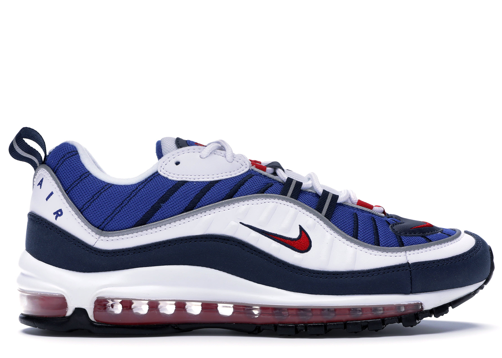 air max 98 gundam rouge