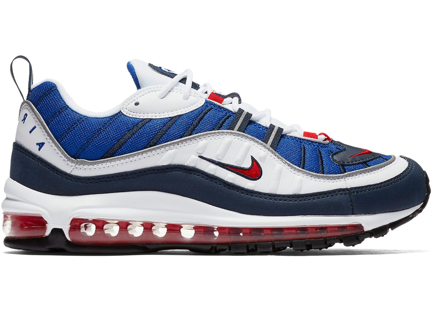 The Nike Air Max Plus was introduced in and was recognized by its eye-catching design. Like the previously released models in the Air Max line, this runner is equipped with visible air units.