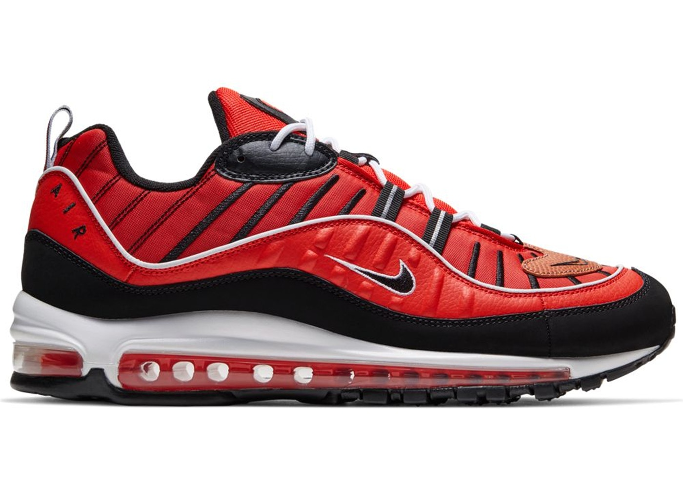 80912dfe0c Air Max 98 Habanero Red Black - 640744-604