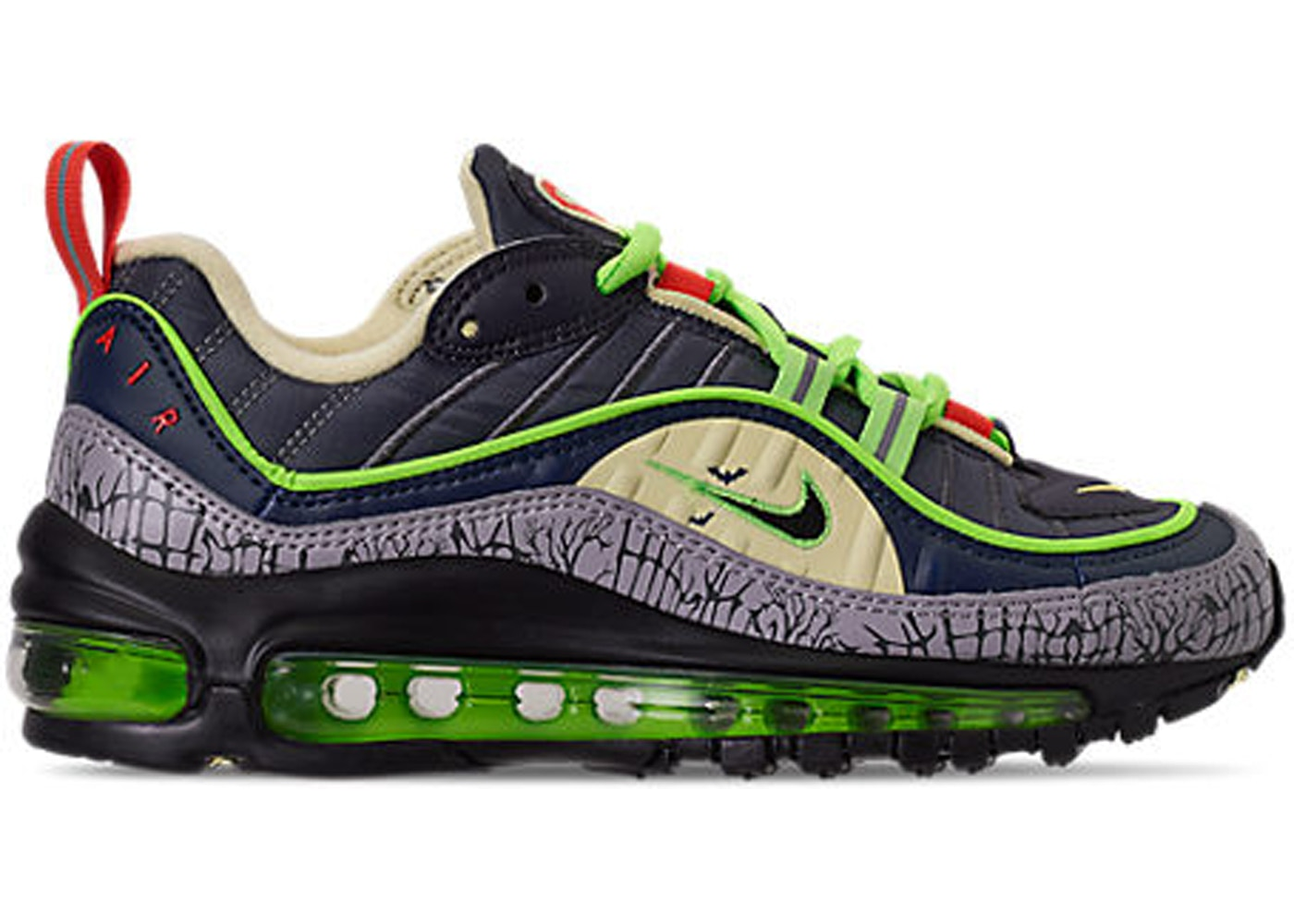 buy popular cd3b0 8cbd3 Air Max 98 Halloween 2019 (GS)