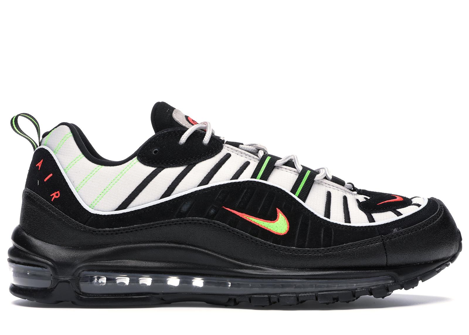 Nike Air Max 98 Highlighter - 640744-015