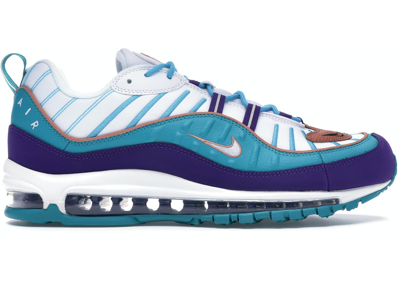 newest collection 51bd2 9e7eb Air Max 98 Hornets