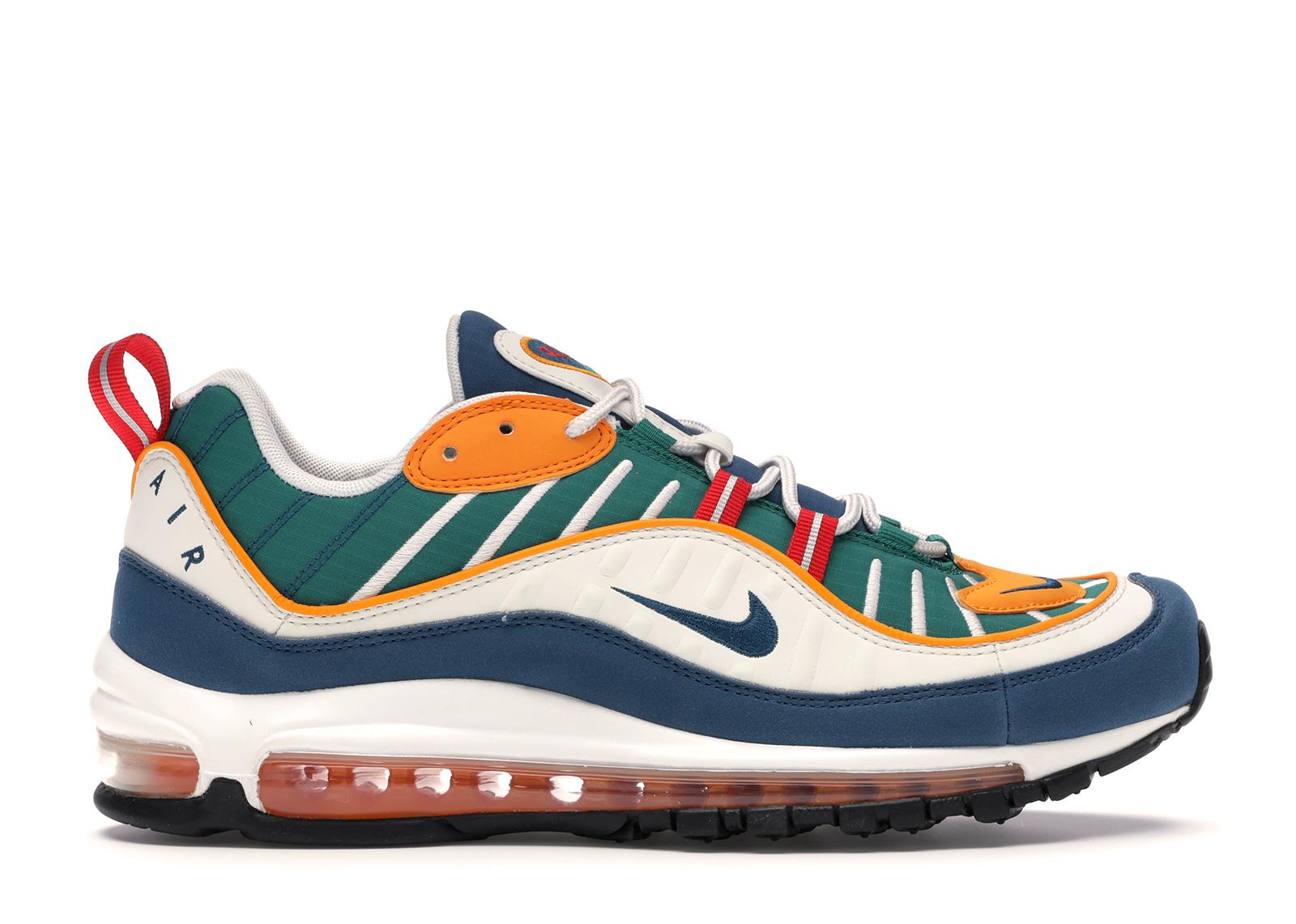 Nike Air Max 98 Multi-Color (W)