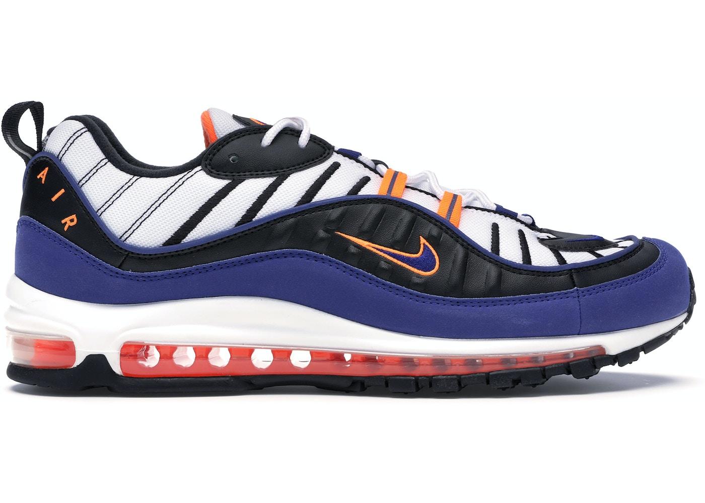 Nike Air Max 98 New York Cd1536 100