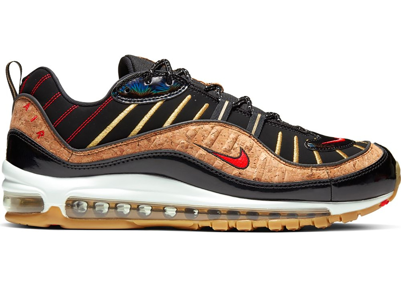 Confidencial Retorcido Estados Unidos  Nike Air Max 98 Next Year - CT1173-001