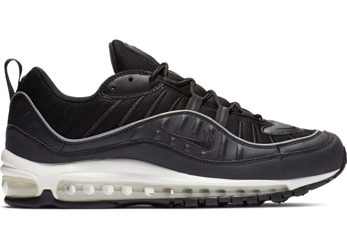 best service e73d4 6a2fc Air Max 98 Oil Grey
