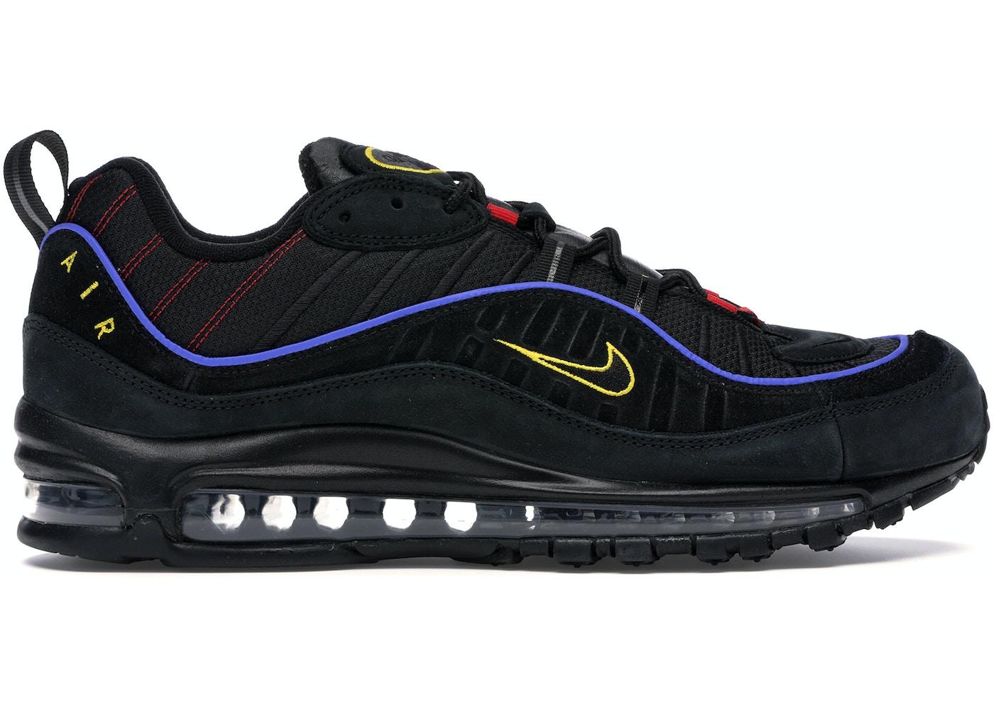 Nike Air Max 98 Present Cd1537 001