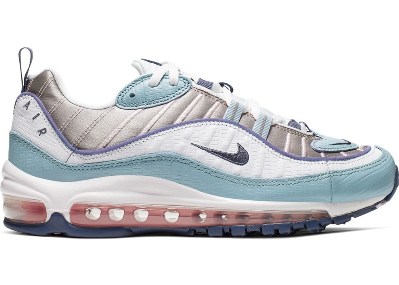 Air Max 98 Sanded Purple Ocean Cube (W)
