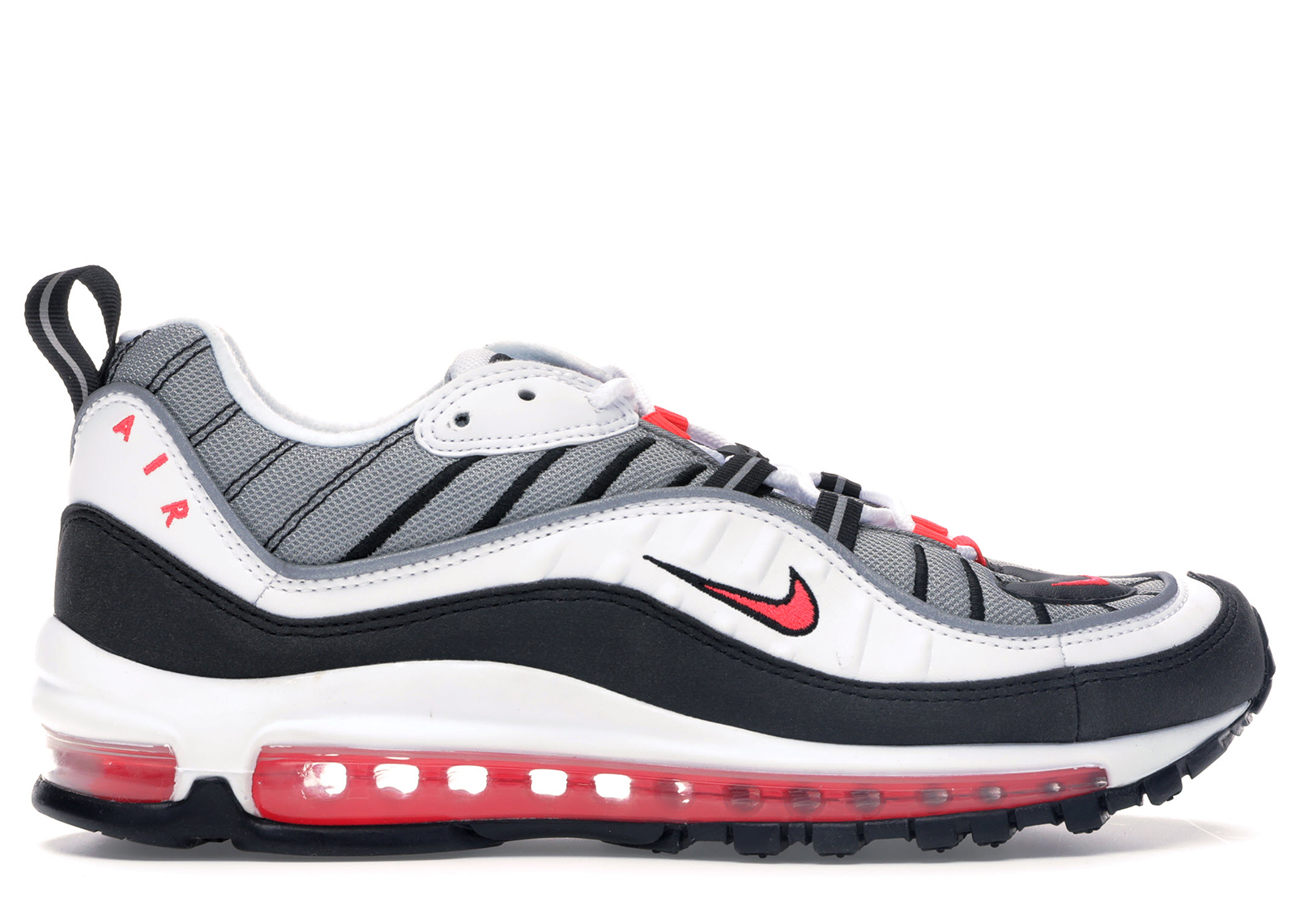 Pre-Owned Nike Air Max 98 Solar Red (w