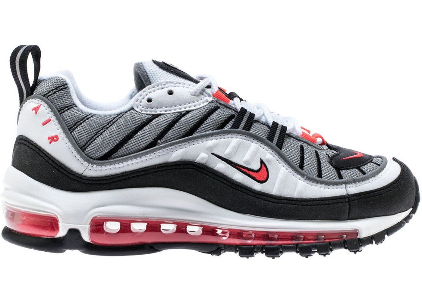 Air Max 98 Solar Red (W) - AH6799-104 221b24e82efd
