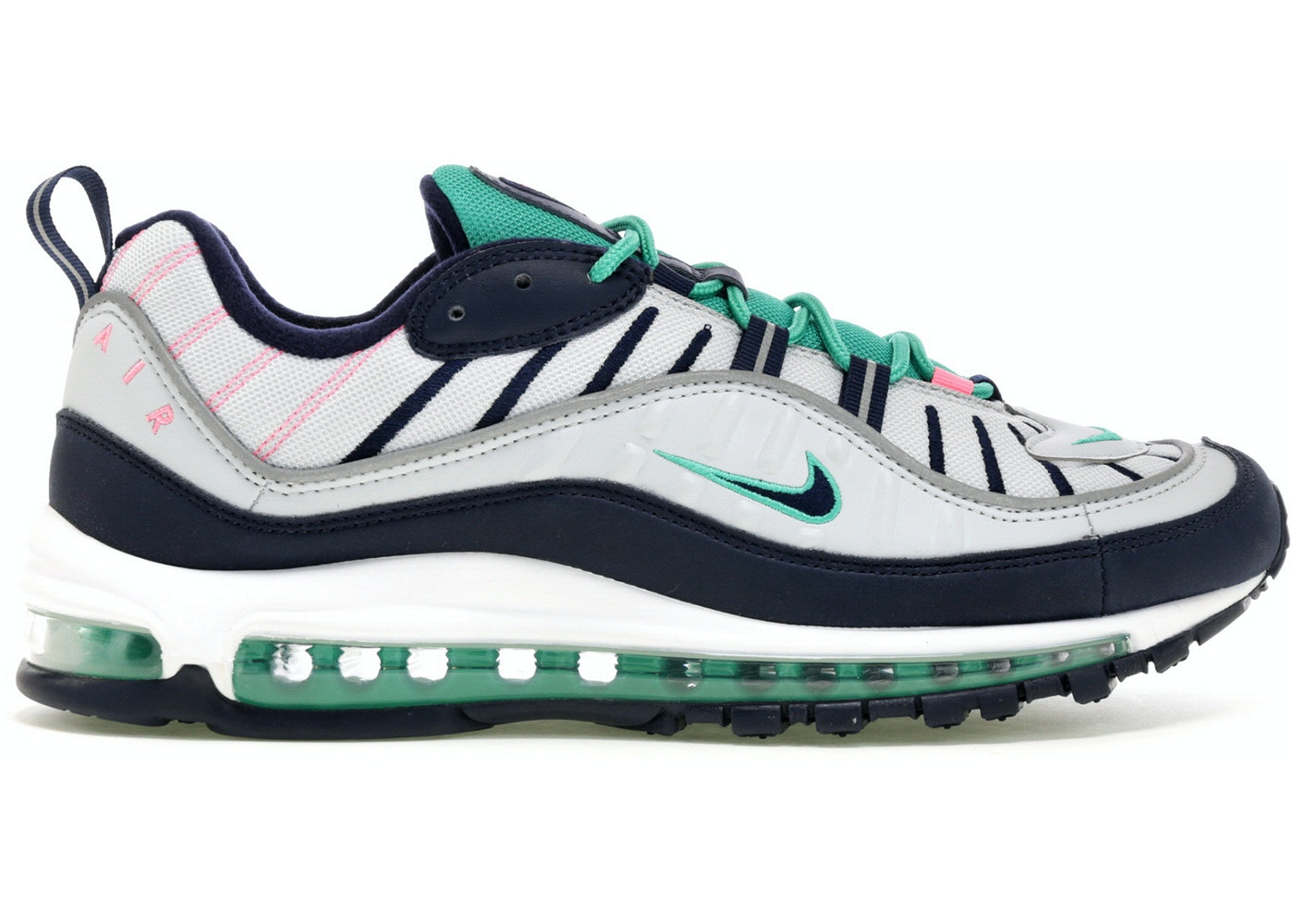 official photos 2fe46 a3ed4 Air Max 98 Tidal Wave - 640744-005
