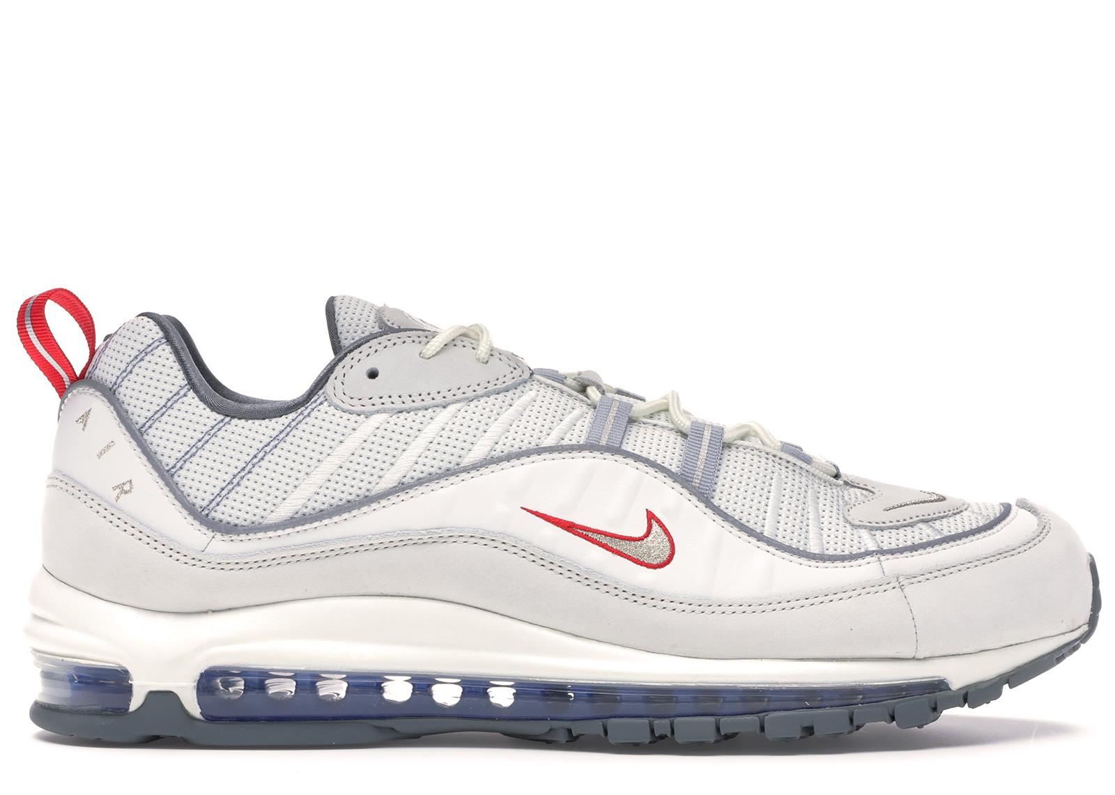 Nike Air Max 98 Summit White - CD1538-100