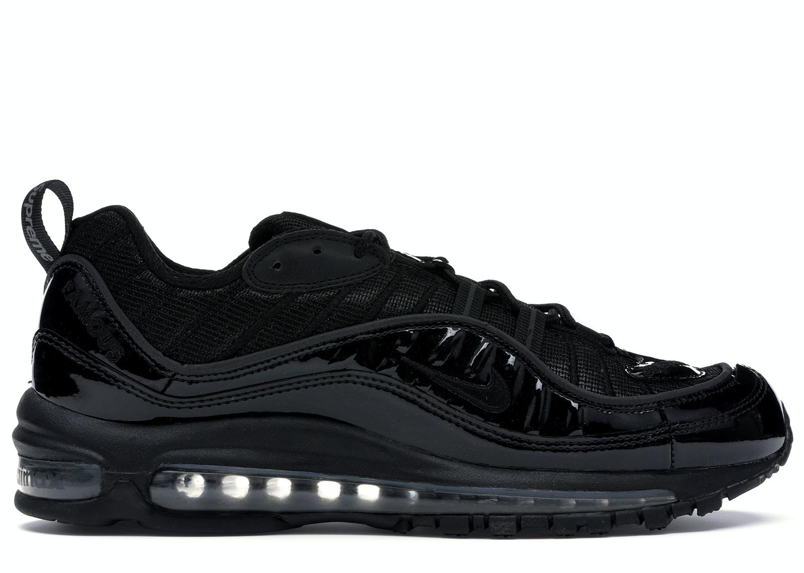 Air Max 98 Supreme Black