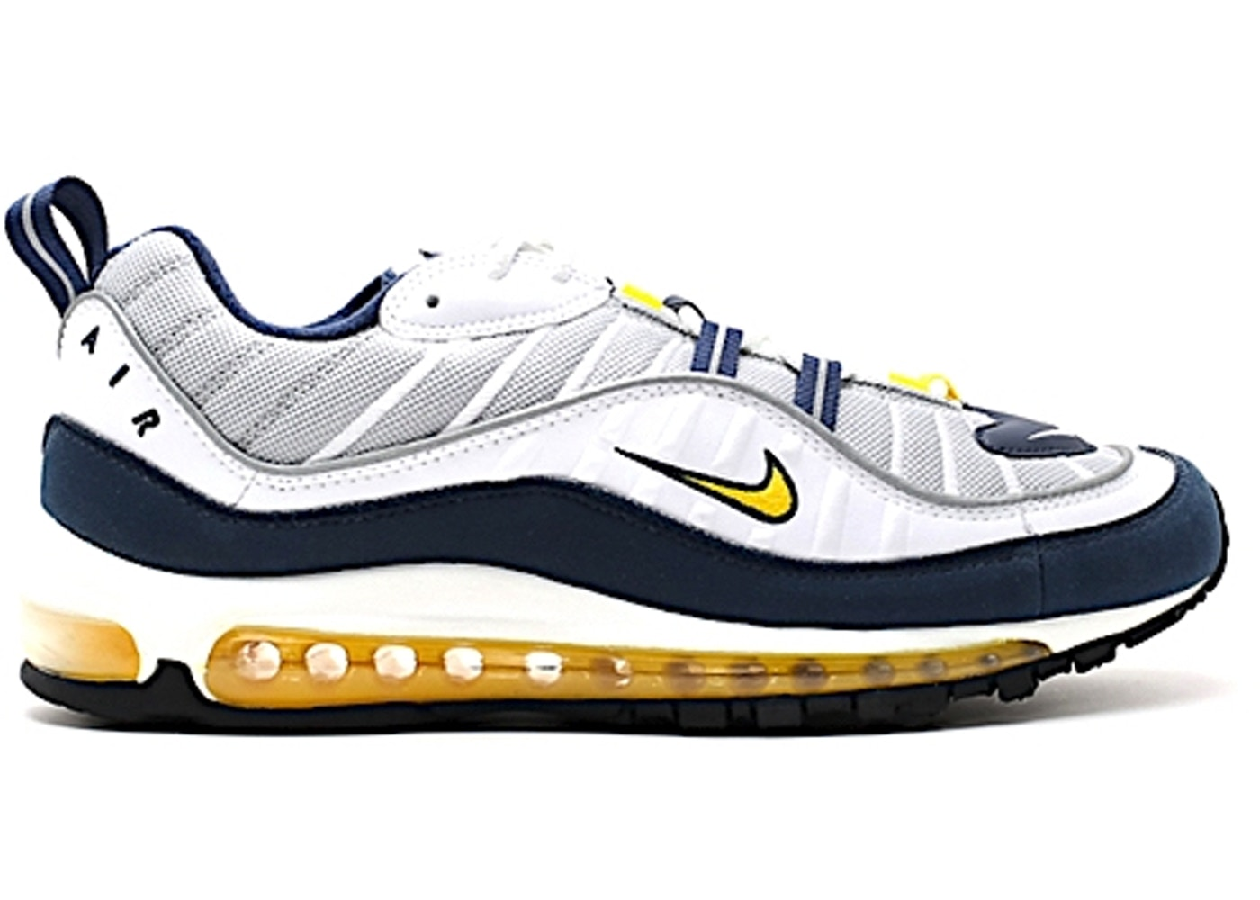 397628836c6933 HypeAnalyzer · Air Max 98 Tour Yellow