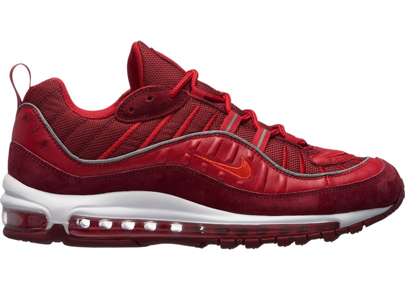 brand new 84757 74918 Air Max 98 Triple Red