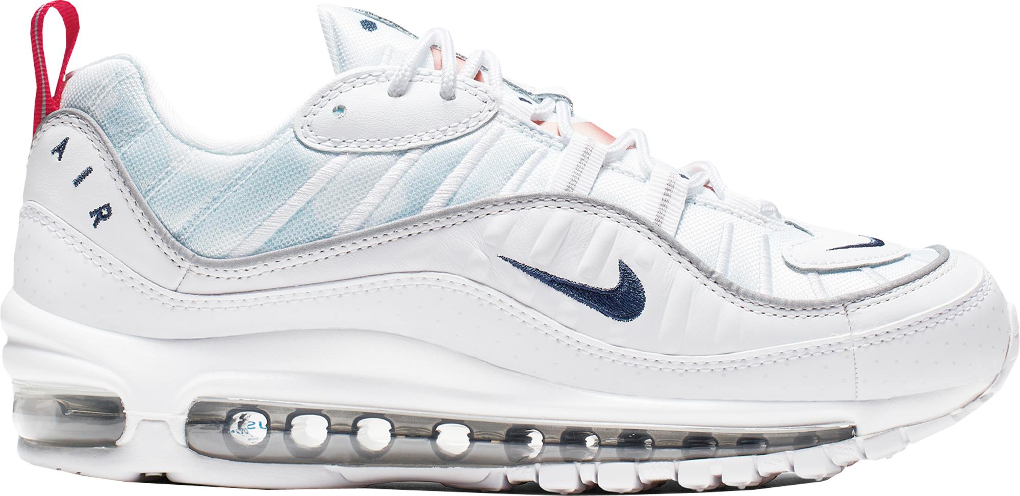 Nike Air Max 98 Unite Totale White (W