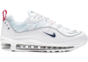 Nike Air Max 98 Unite Totale White (W)