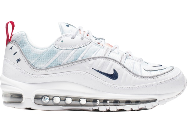 low priced c18dc 1b66d Air Max 98 Unite Totale White (W)