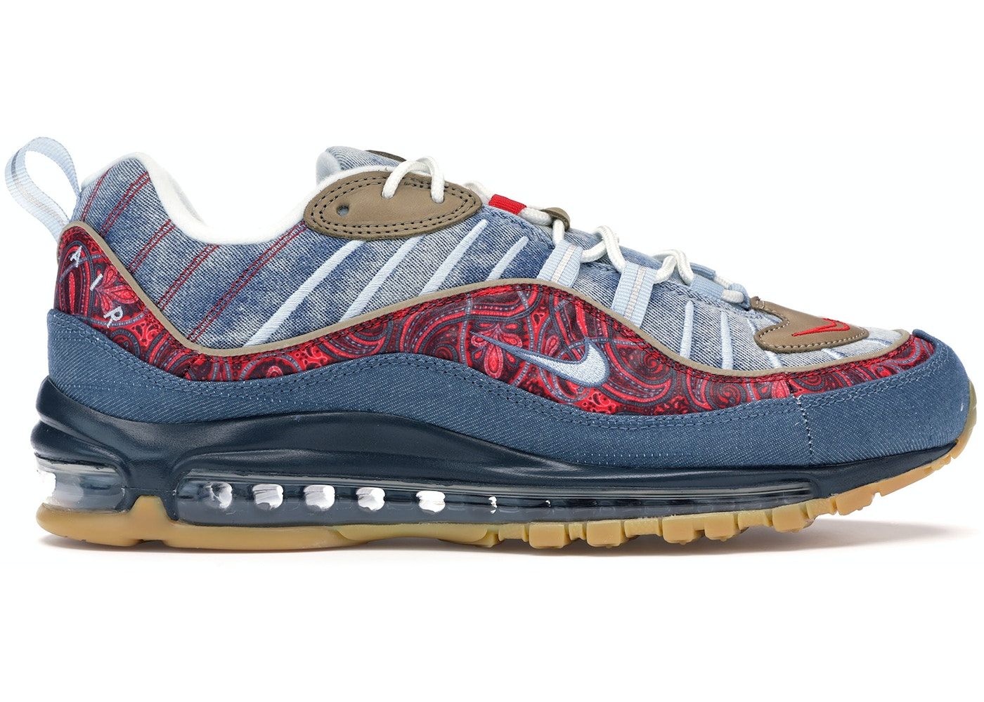 new product fa160 17f95 Air Max 98 Wild West