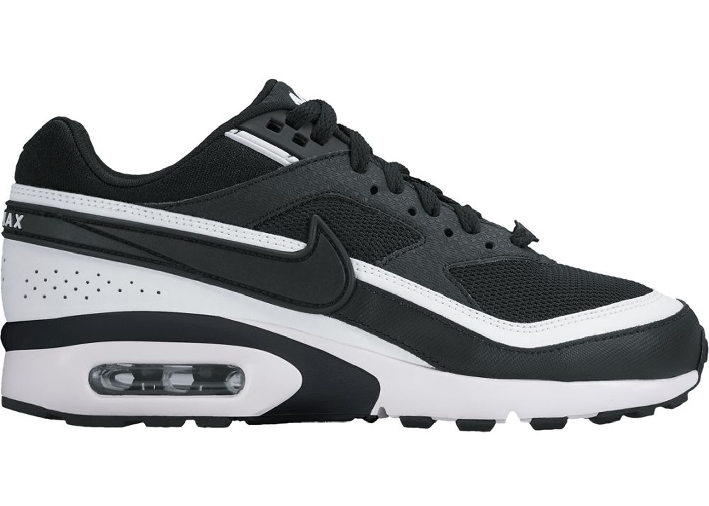 7a237af559 Sell. or Ask. Size: 5Y. View All Bids. Air Max BW Black White (GS)