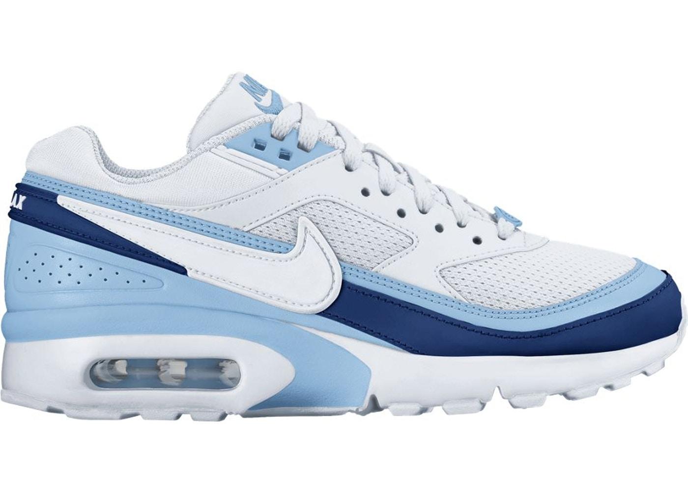 size 40 b3bd0 e3abe Air Max BW Blue Cap (GS) - 834224-400