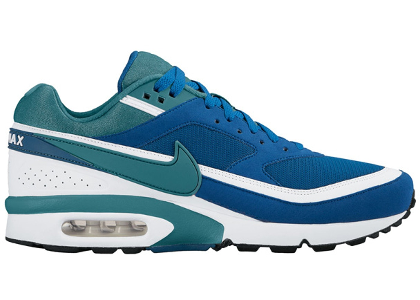 official photos 633b2 26362 Air Max BW Marina Blue (2016) Nike ...