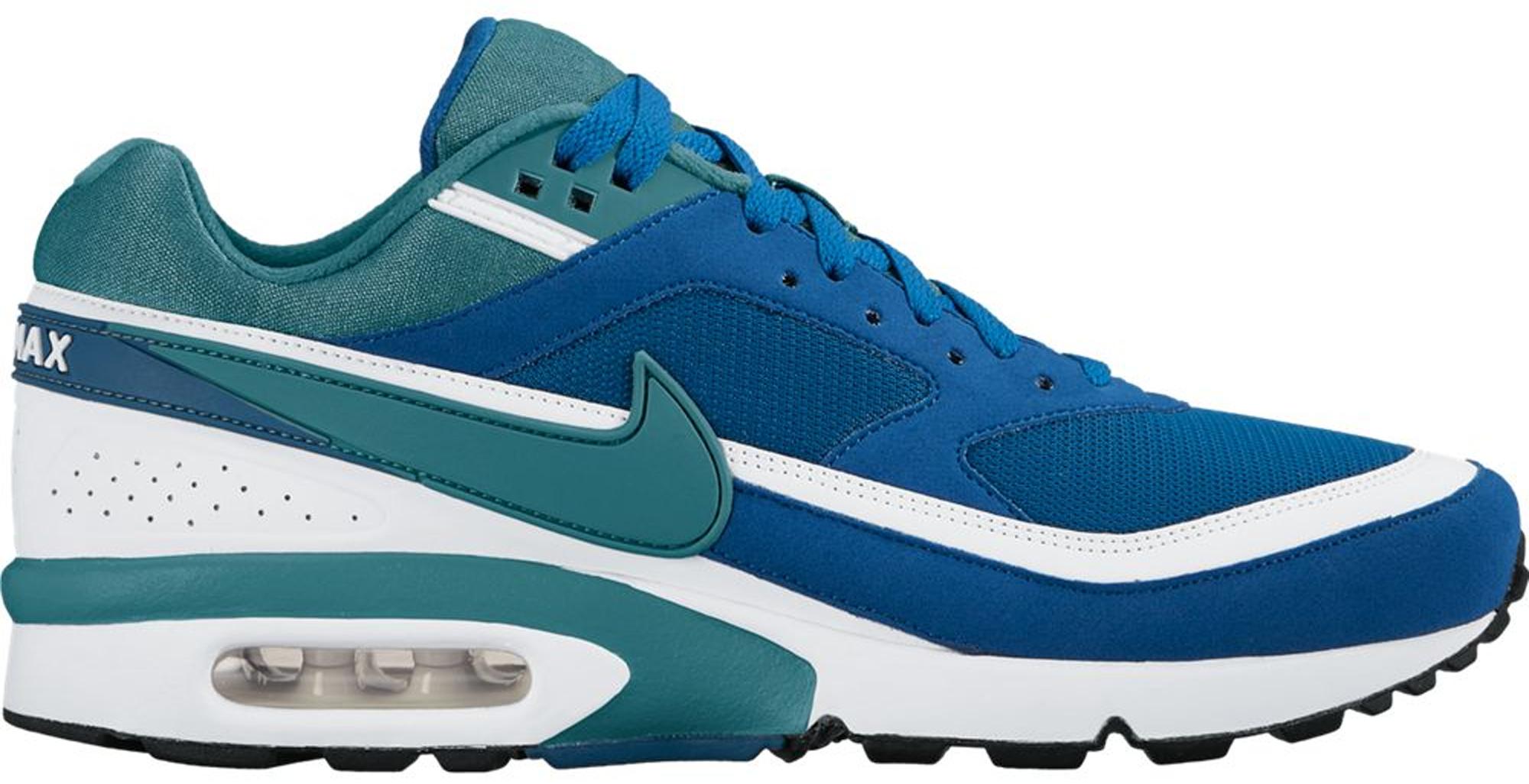 Nike Air Max BW Marina Grey Jade