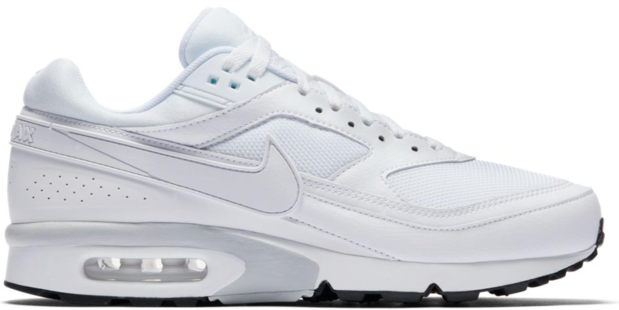 Nike Air Max BW White Pure Platinum
