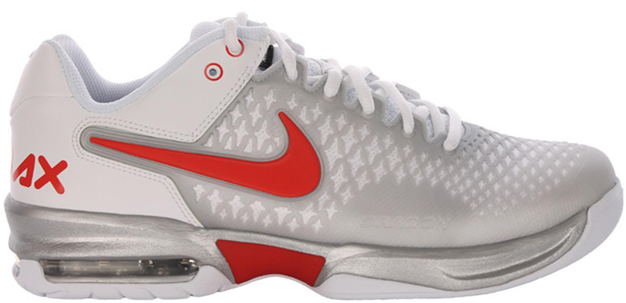 Nike Air Max Cage Silver Crimson
