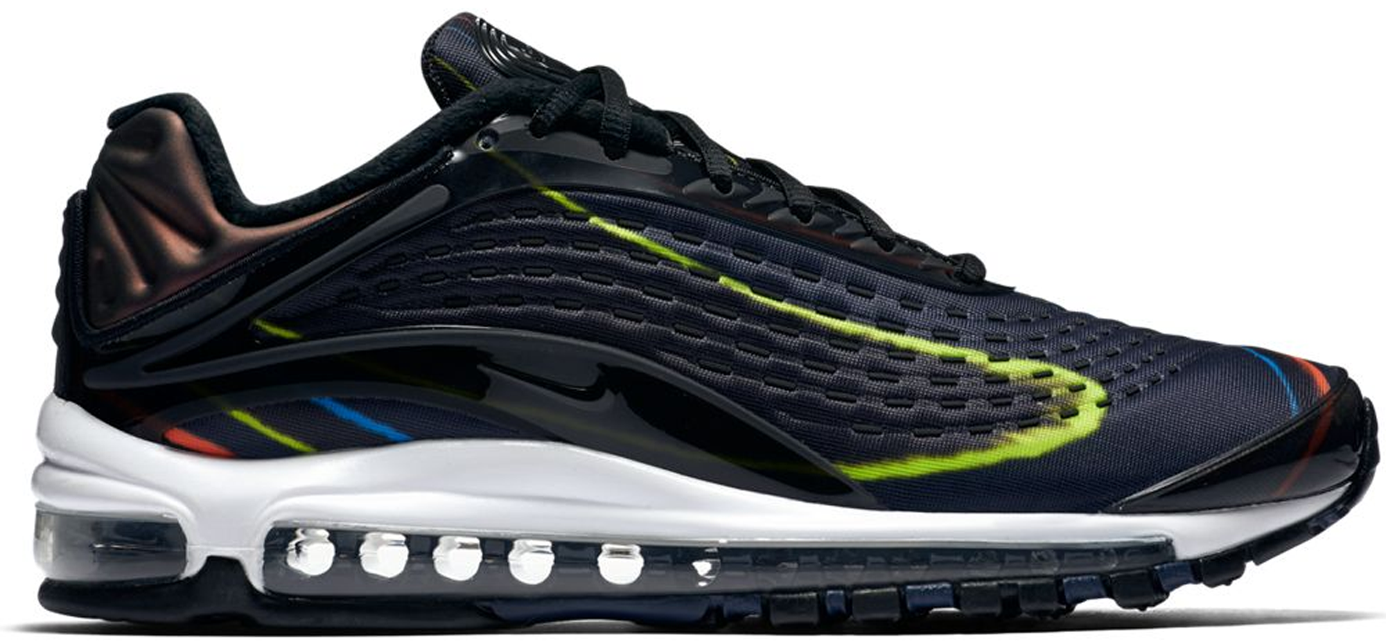 Air Max Deluxe Black Midnight Navy