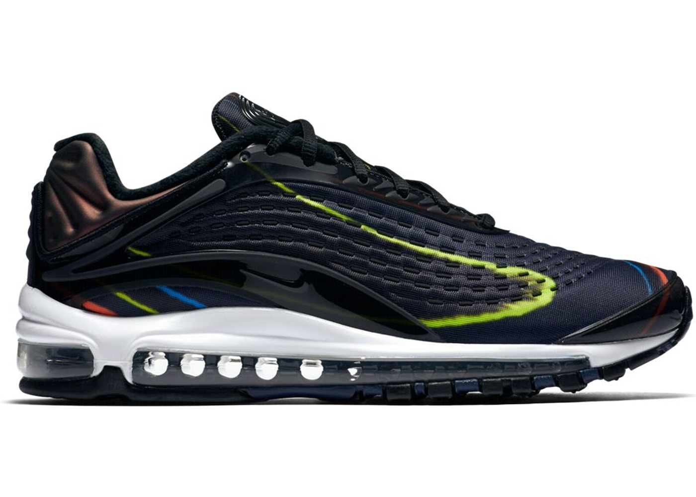 ae009ac4ffe7 Sell. or Ask. Size  12. View All Bids. Air Max Deluxe Black Midnight Navy