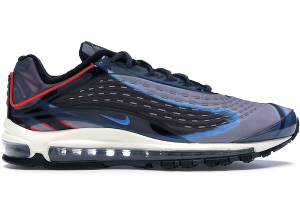 caf36be1fe Air Max Deluxe Thunder Blue Photo Blue