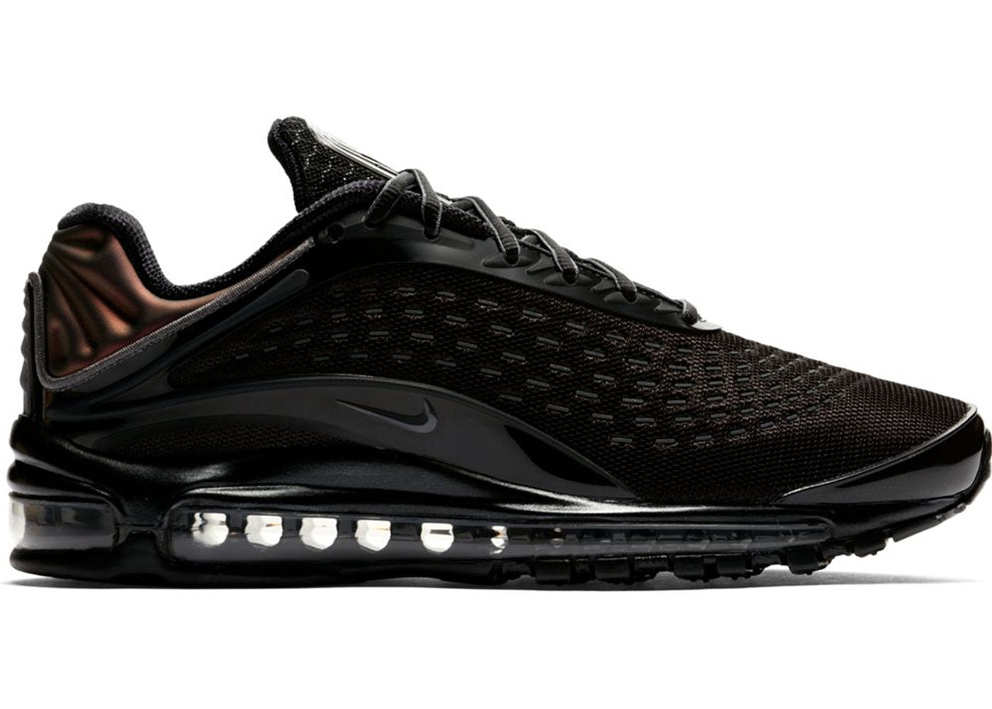 Air Max Deluxe Triple Black