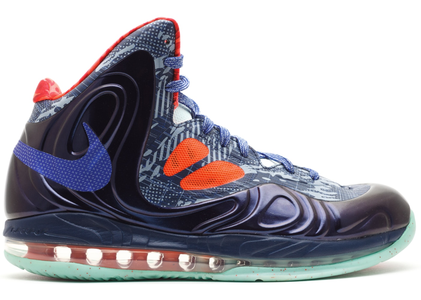 uk availability 5bd42 4a78a Air Max Hyperposite Glow-In-the-Dark - 524862-402