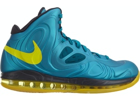 95d917b51fc Nike Air Max Hyperposite Tropical Teal Sonic Yellow - 524862-303