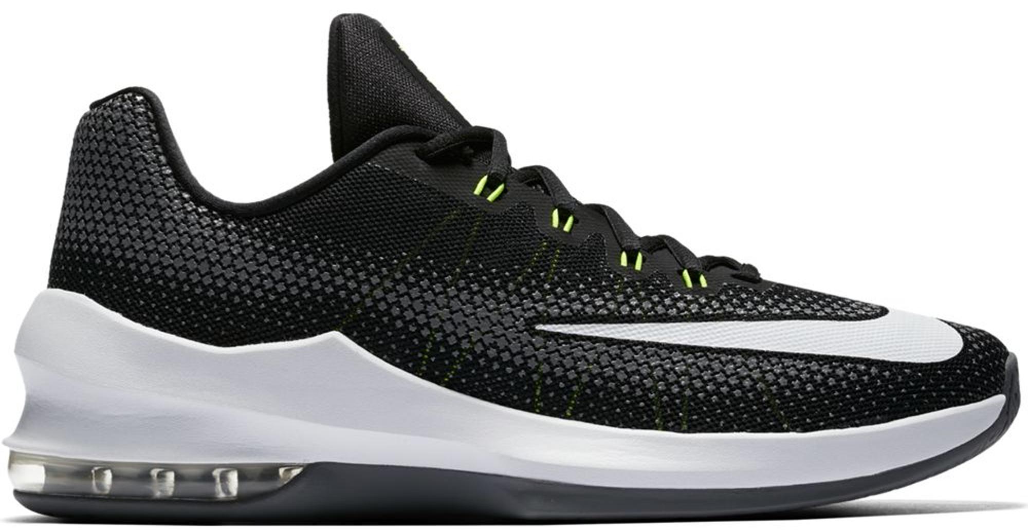 Nike Air Max Infuriate Low Black Volt