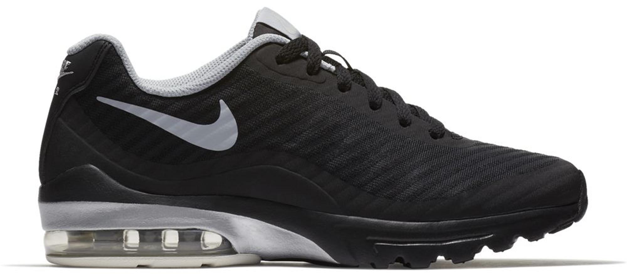 Nike Air Max Invigor Black Wolf Grey (W