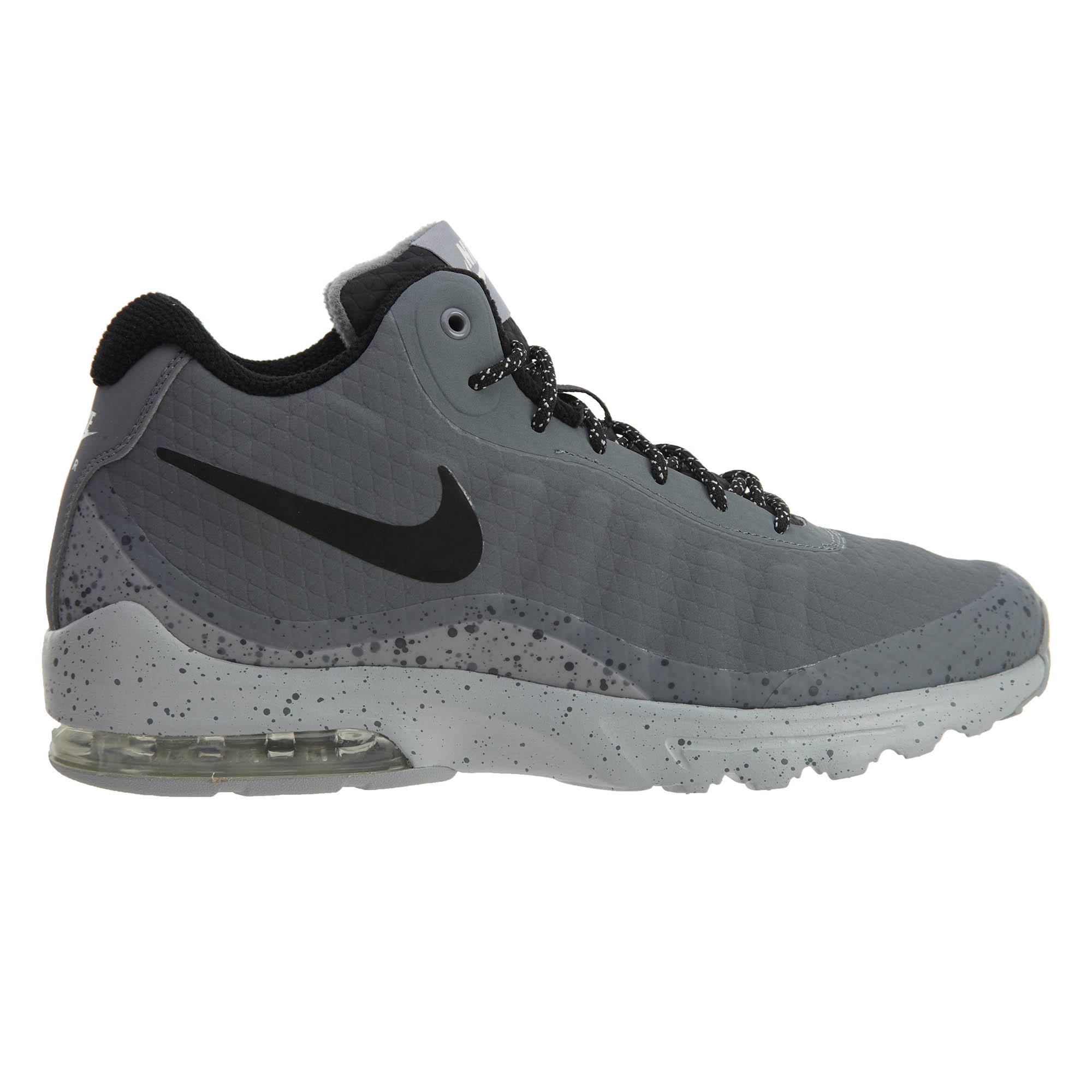 ea8e3b5048 ... real nike air max invigor mid cool grey black wolf grey c8598 1e89c