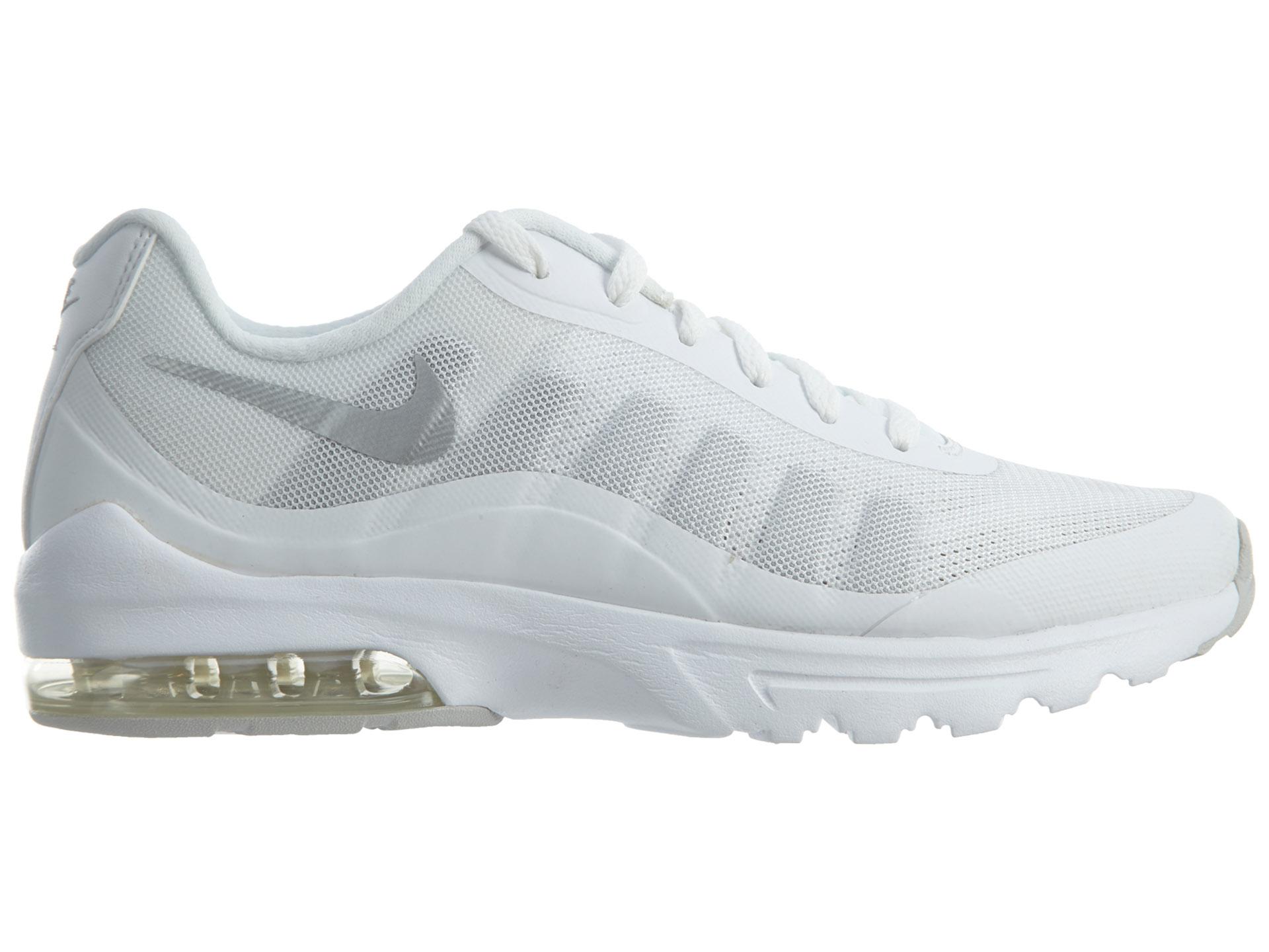 Nike Air Max Invigor White Metallic